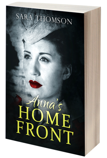 Anna's Home Front: Home Front Series Book 1