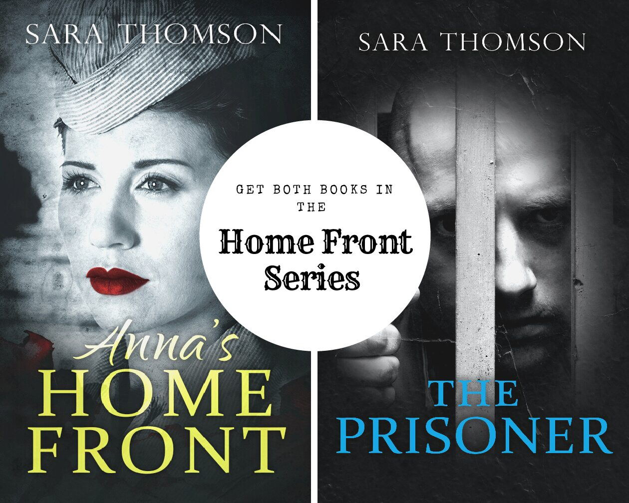 Home Front Series Two Book Set