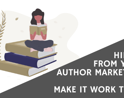 Book Blurbs and Author Marketing